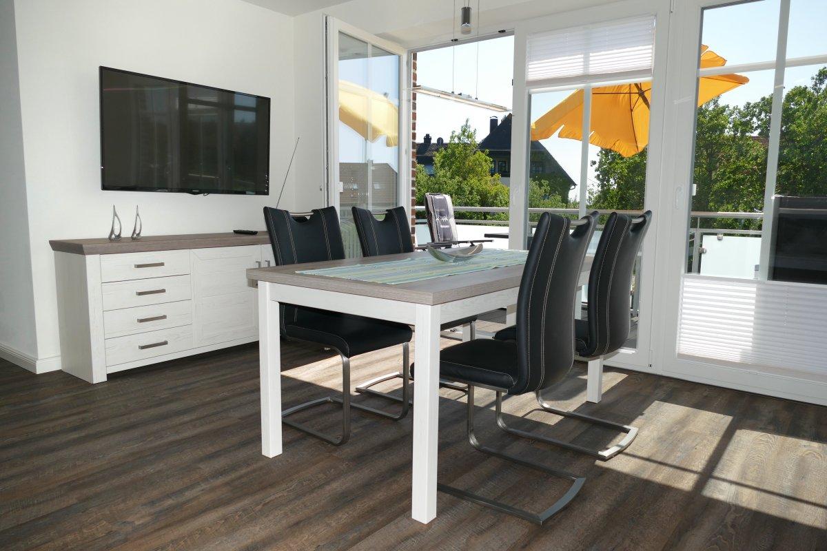 Inseltraum Baltrum :: Neubau Komfort-Ferienwohnung für 2-4